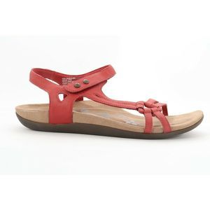 Abeo Oasis Sandals Red Size US 9 (EPB) 4357